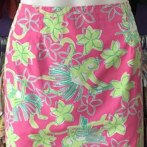 Lily Pulitzer Skirt Size 6